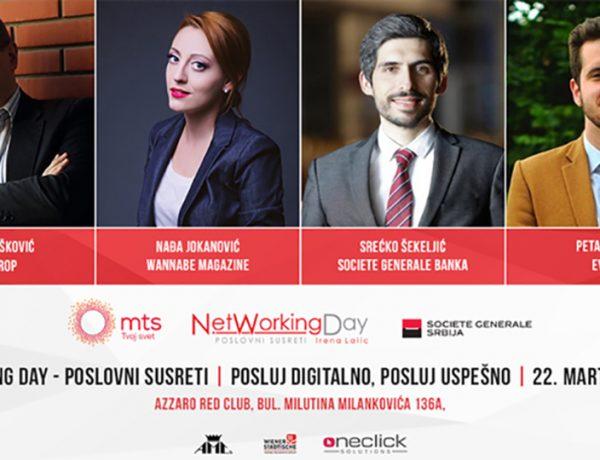 Ne propustite 9. NetWorking Day i poslovne susrete!