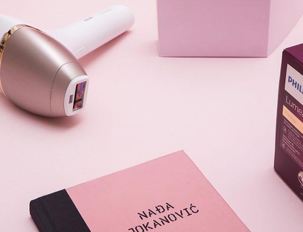 Beauty test: Philips Lumea Prestige uređaj