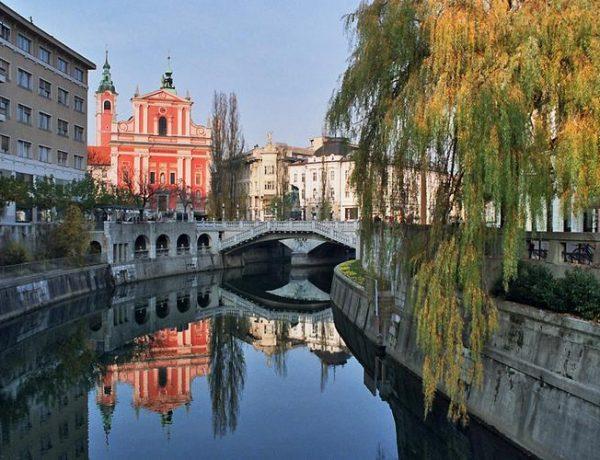 Mesta koja morate posetiti u Ljubljani (I deo)