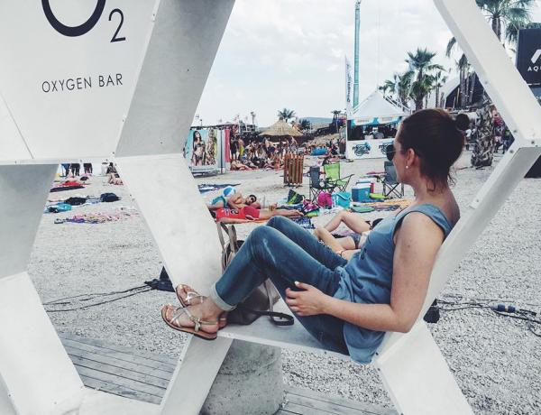 #IconicFestivalMoments: Prvi put na Fresh Island festivalu!